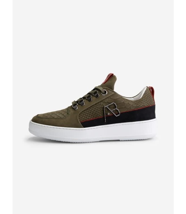 AB Lifestyle Schoenen - Groen/Zwart