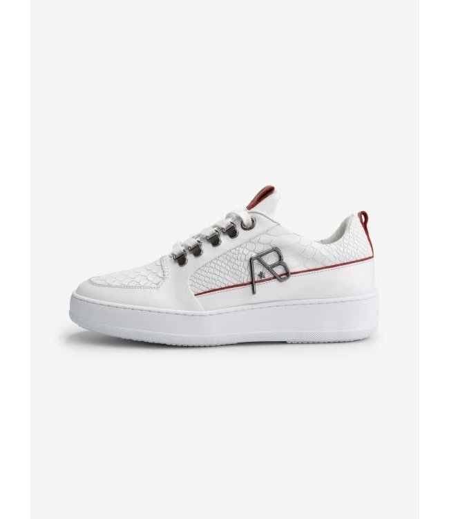 AB Lifestyle Footwear Leather - White