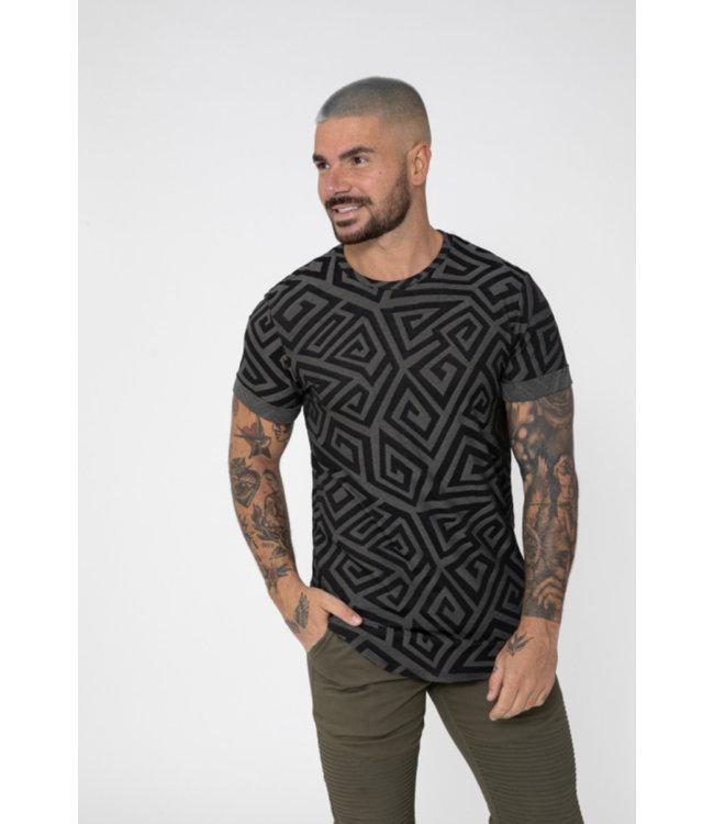 Frilivin T-Shirt - Khaki (U5727)