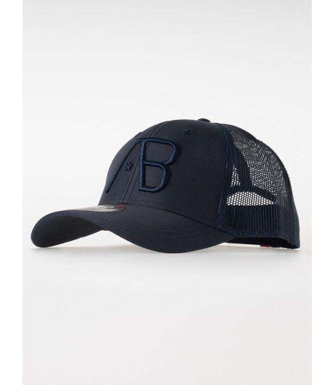 AB Lifestyle Retro Trucker Cap - Navy