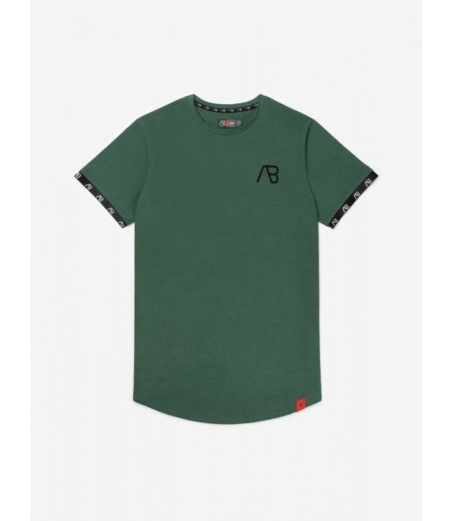 AB Lifestyle Flag Tee - Turtle Green