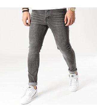 Frilivin Skinny Fit Jeans - Grey (VJ220)