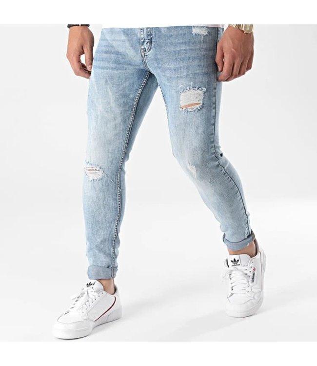 Frilivin Skinny Fit Jeans - Blue (VJ308)