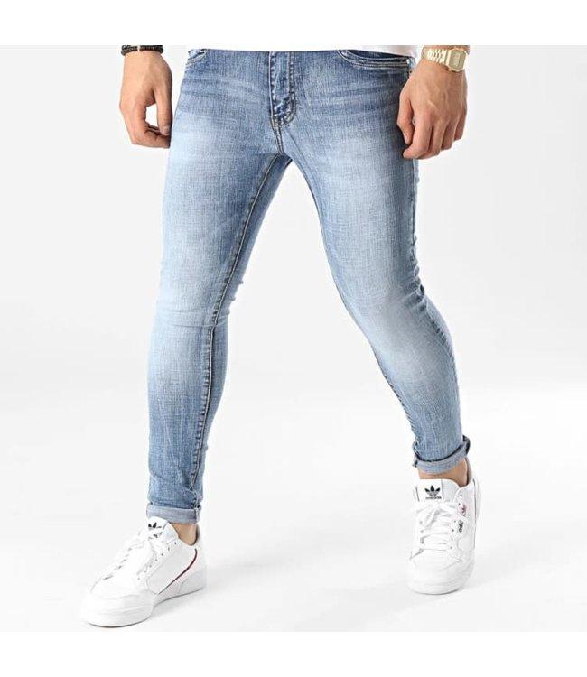 Frilivin Skinny Fit Jeans - Blue (JK885)