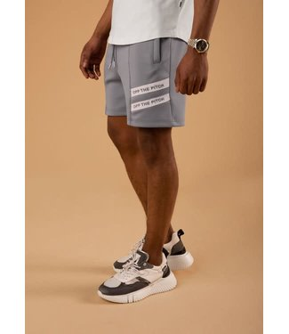 Off The Pitch The Mercury Short - Grey