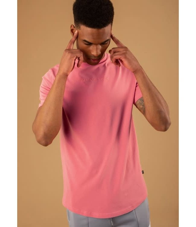 Off The Pitch The Illuminated 2.0 Tee - Pink