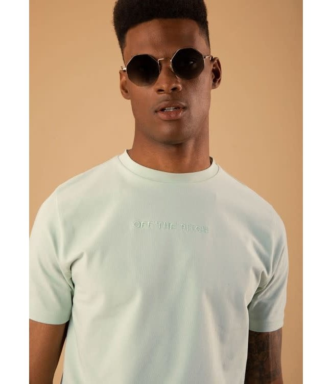 Off The Pitch The Illuminated 2.0 Tee - Mint