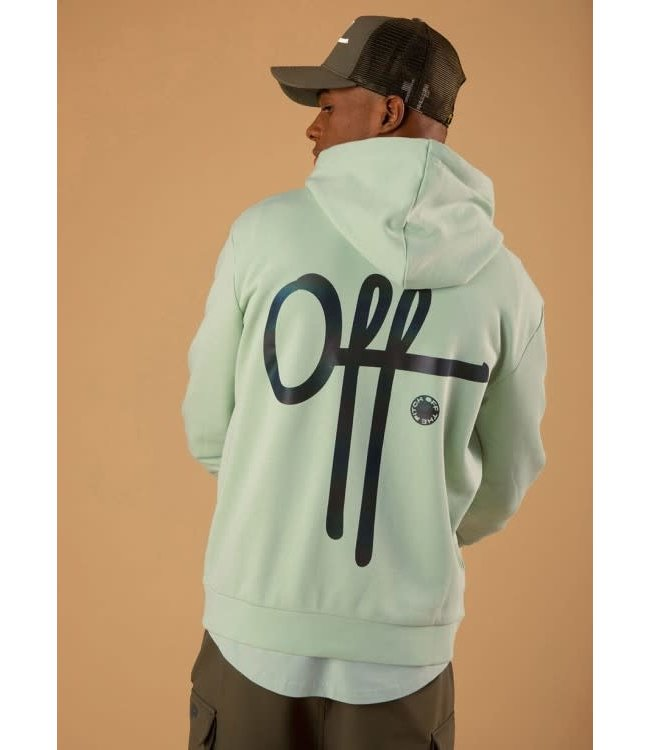 Off The Pitch The Earth Hood - Mint