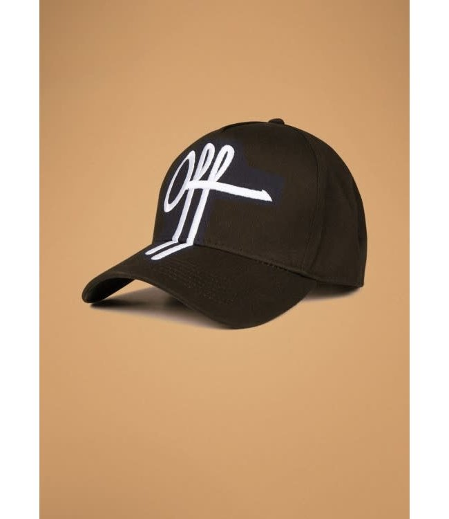 Off The Pitch The Sage Trucker - Black/White