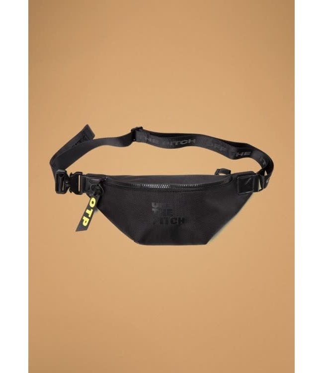 Off The Pitch The Ruler Waist Pack - Black