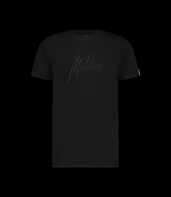 Malelions Essentials T-Shirt - Black