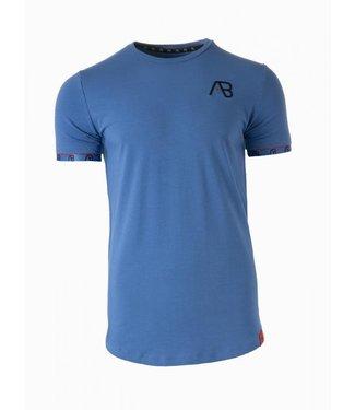 AB Lifestyle Flag Tee - Amparo Blue