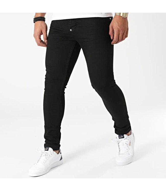 Uniplay Slim Fit Spijkerbroek - Zwart (570)