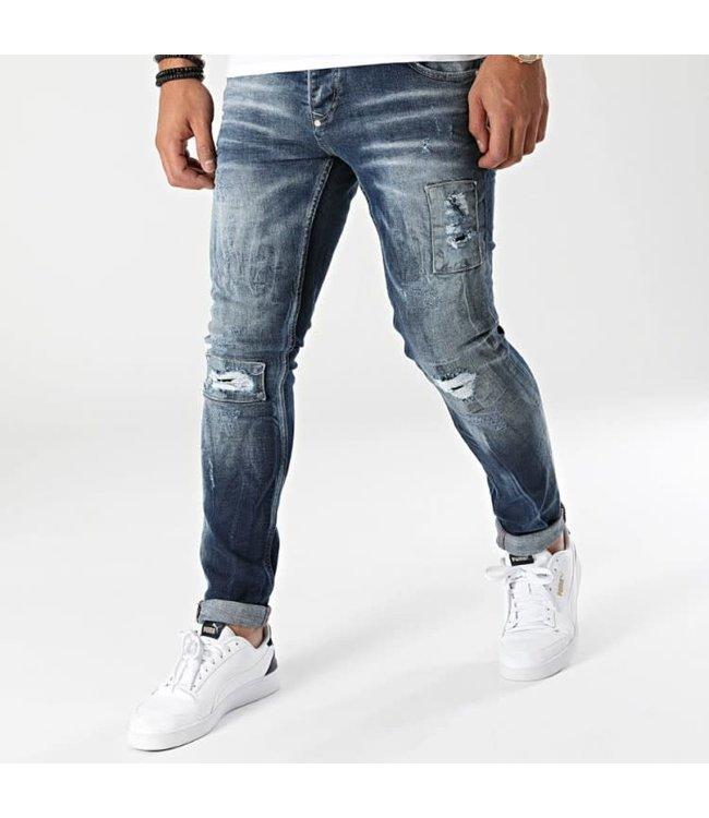 Uniplay Slim Fit Spijkerbroek - Blauw (564)