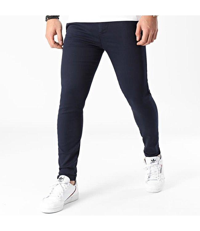 Frilivin Chino Pantalon Stretch - Navy (10015)