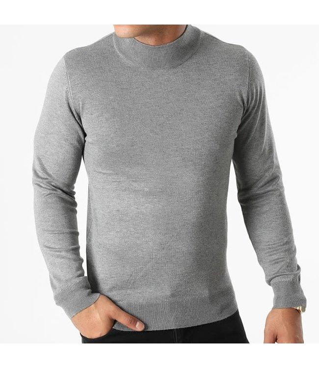 Uniplay Turtleneck - Grey (M-052)