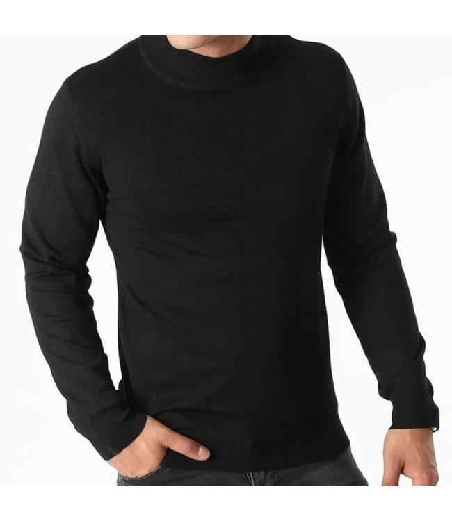 Uniplay Turtleneck - Black (M-050)