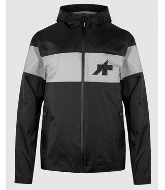 Assos Signature Rain Jacket - Black Series