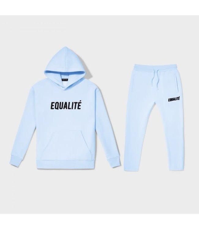 Equalité Haris Tracksuit - Light Blue