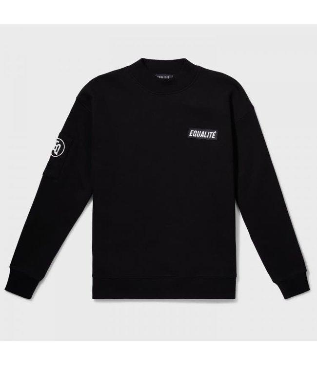 Equalité Diversity Sweater - Black
