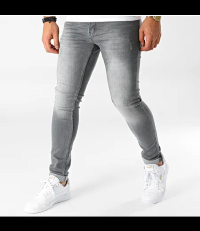 Uniplay Slim Fit Spijkerbroek - Grijs (577)