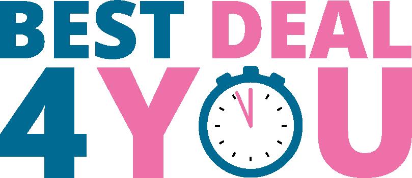 Beste deals scoor je bij Bestdeal4you.nl