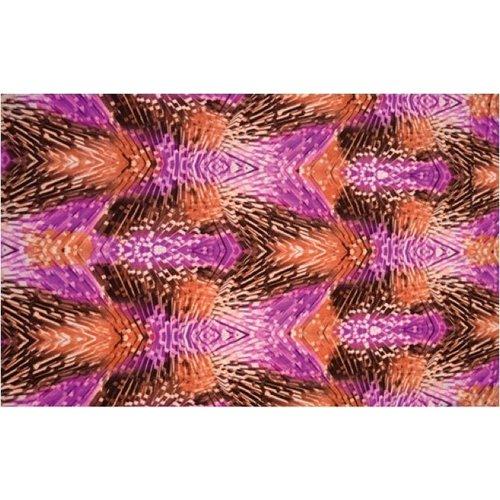 Boho Sandal Laces Purple Space