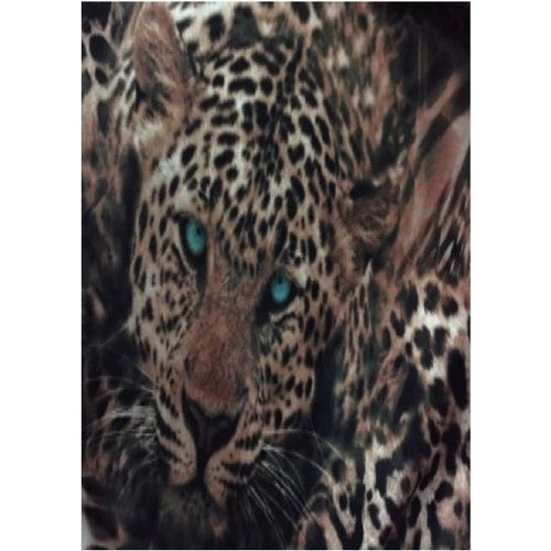 Coco Print Linten Leopard