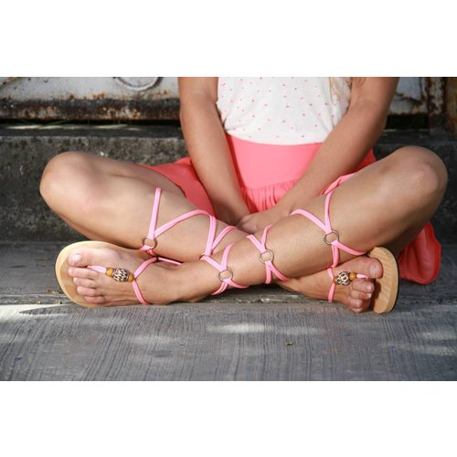 Sun Laces Pink