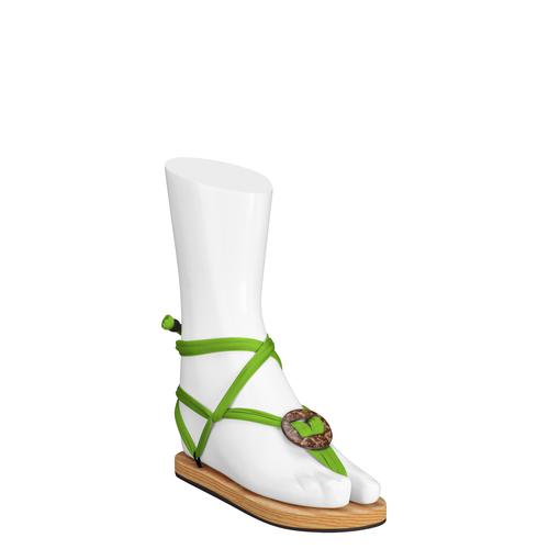Coco Bänder grün