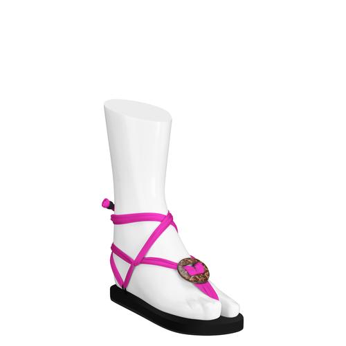 Coco Linten Hot Pink