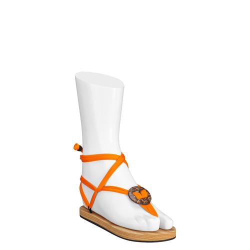 Coco Linten Oranje