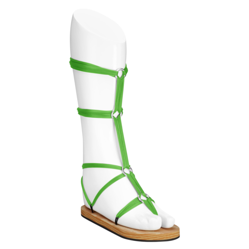 Lux Bänder grün