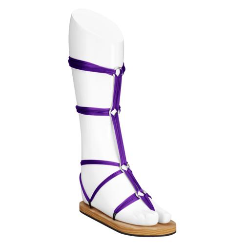 Lux Bänder violett