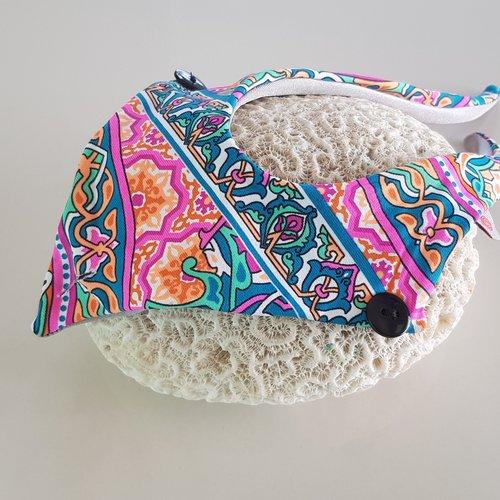 Fabric Sandals Mini Marocco
