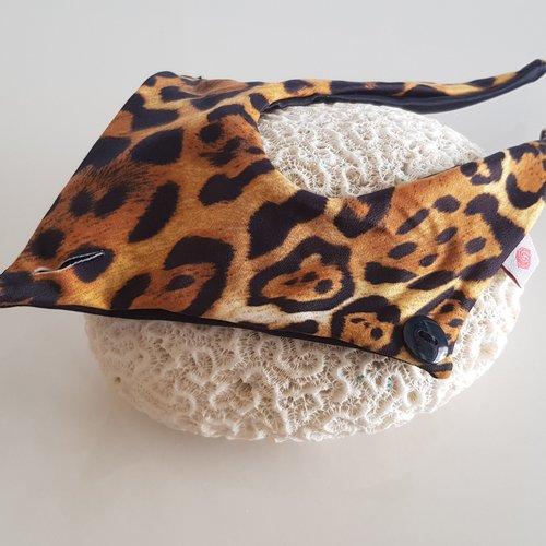 Fabric Sandals Mini Jaguar