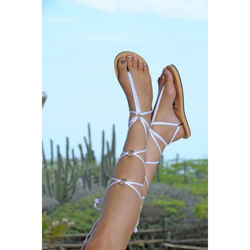Gladiator Wedding Sandals