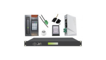 Rack access control & monitoring