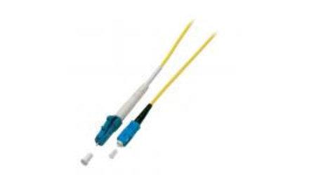 Glasvezel patchkabels- Simplex LC > SC