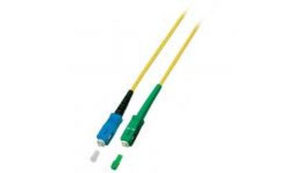 Glasvezel patchkabels- Simplex SC/APC > SC