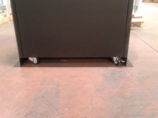 Kantelbeveiliging Voor Basic Line En Professional Line Server Patchkasten