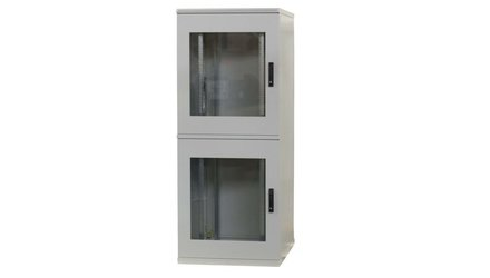 Equipment cabinets multi-sectie