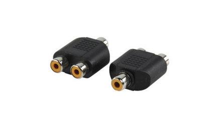 Verloopstekkers en connectoren