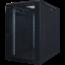 18U serverkast stalen geperforeerde voordeur B600xD1000xH1000