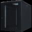 15U Mini serverkast met stalen geperforeerde voordeur B600xD1000xH770