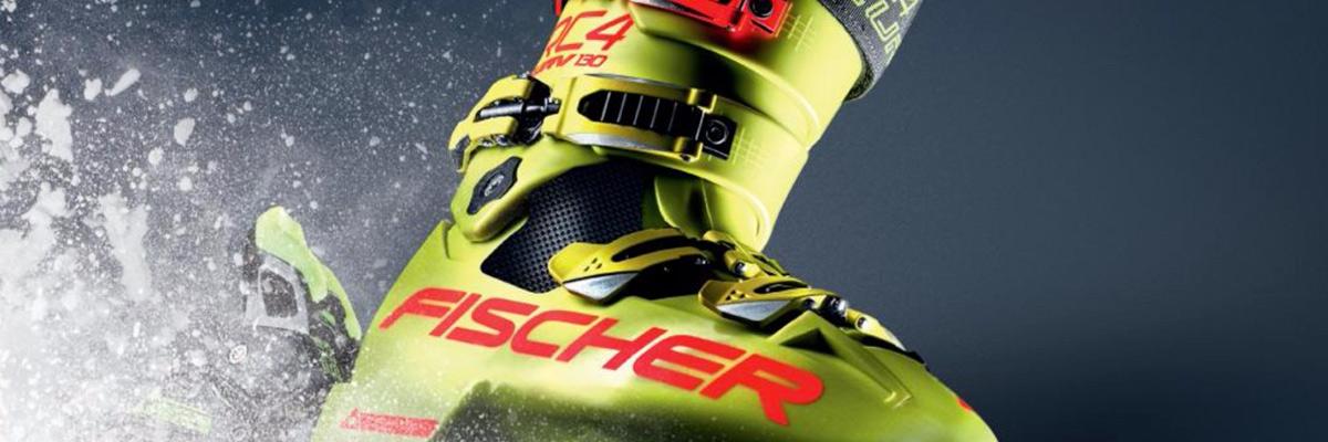 Fischer vacuum technologie skischoenen