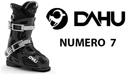 Dahu Numero 7 softboot skischoen