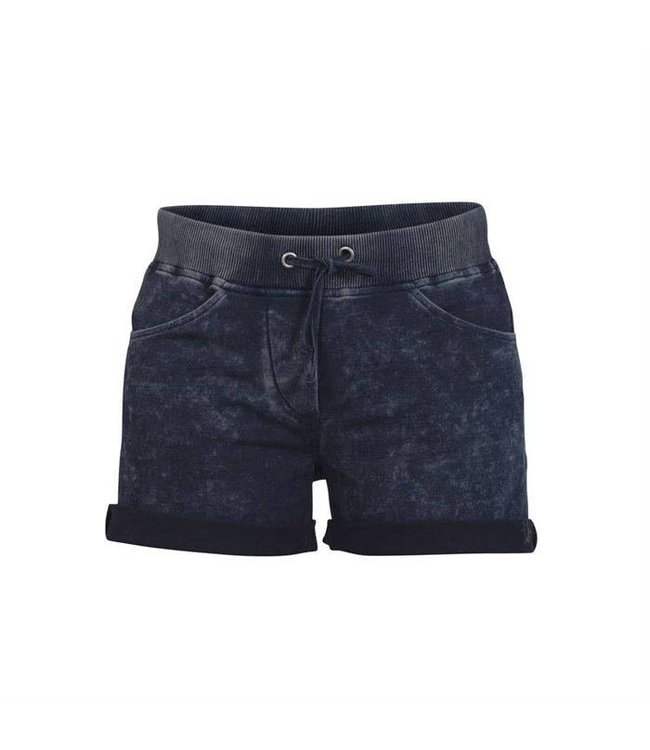 Blue sportswear Blue Andrea Denim Short 180116