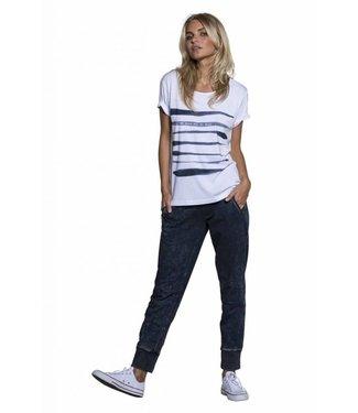 Blue Andrea Denim Pants 180115