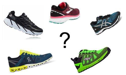Welke hardloopschoenen?